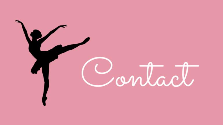お問い合わせ│宮崎市のバレエ教室 Nana Ballet Arts