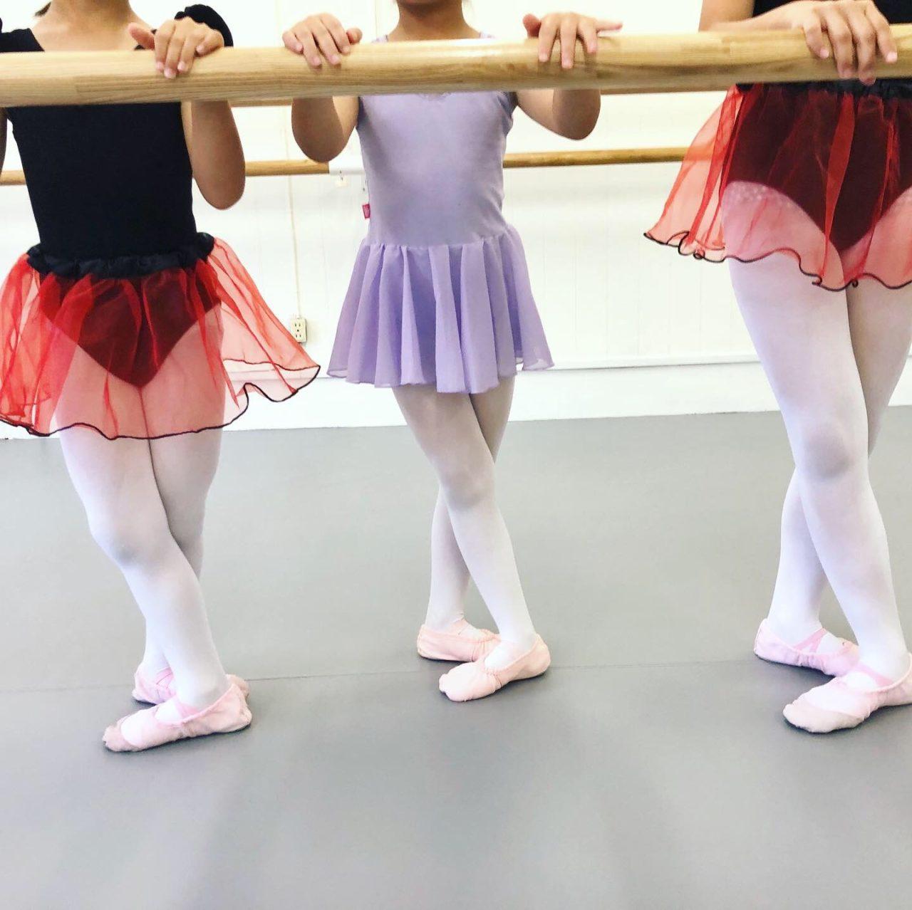はじめてのバレエ